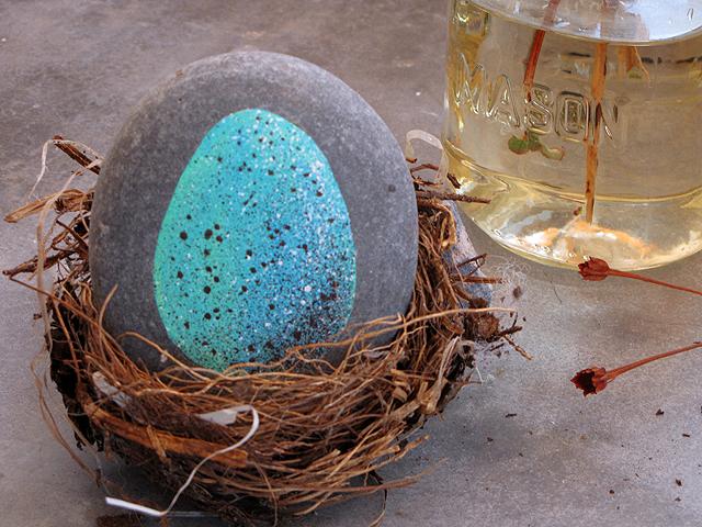 Rock egg