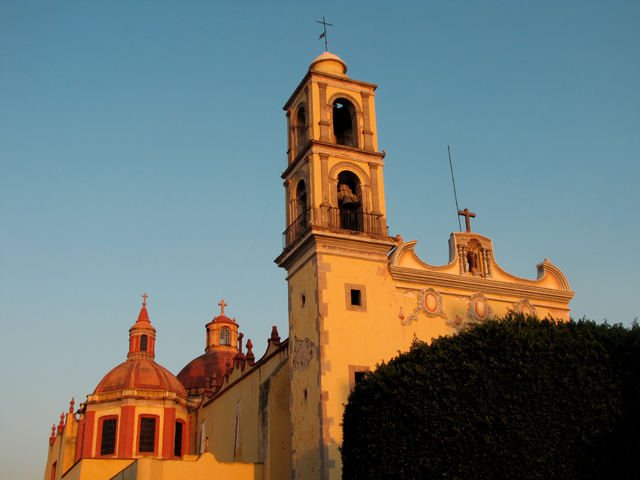 Downtown Queretaro