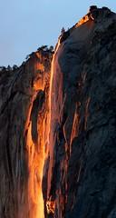 Horsetail Firefall II, Yosemite, CA, USA