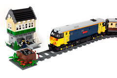 All together (oidan) Tags: train canon br lego diesel loco hoover locomotive britishrail vac pf signalbox buffers class50 englishelectrictype4 powerfunctions 5dmark2