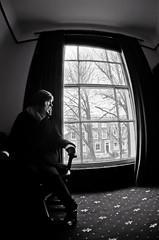 Ese Silencio (Santiago Almada) Tags: uk portrait england blackandwhite london film 35mm nikon f80 ilford santiagoalmada iwouldlovetotravelallaroundtheworld
