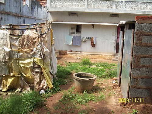 Rural sanitation