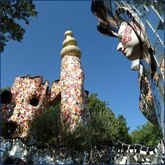 Tarot Garden Niki de Saint Phalle (lookaroundandsee) Tags: italien italy art kunst tuscany toskana nikidesaintphalle