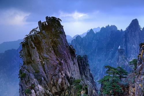 黃山-始信峰(Huangshan) by 號獃
