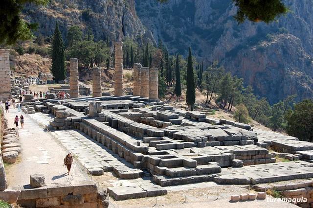 Delfos - Grécia