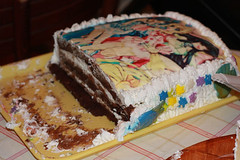 Marta's birthday