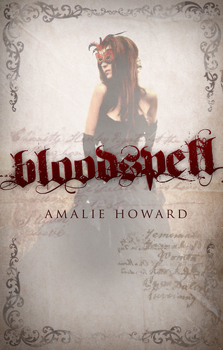 (Lgr Image) June 1st 2011      Bloodspell by Amalie Howard