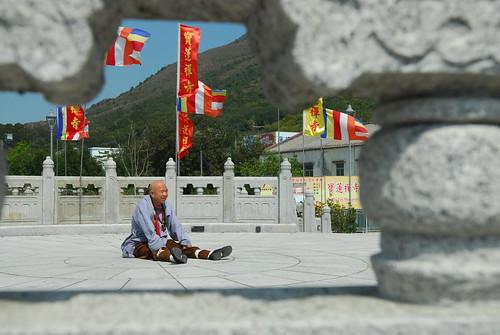 Big Budda and Po Lin Monastery 067
