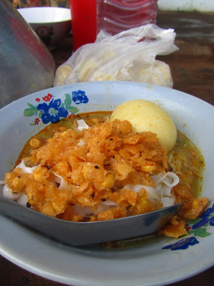 Mohinga, Brumese Cuisine