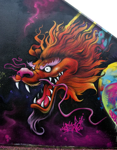 flickriver random photos from noe two graffiti art