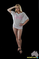 Juliana    Waiting (peterymlee) Tags: portrait woman cute sexy pose model women models australian babe lingerie babes aussie d300 18sx