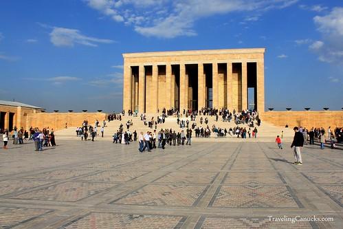 Anıtkabir Ataturk Mausoleum Anakara