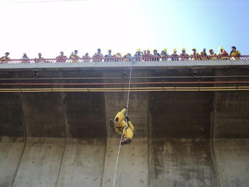 Clase de Rescate Vertical Feb 2011