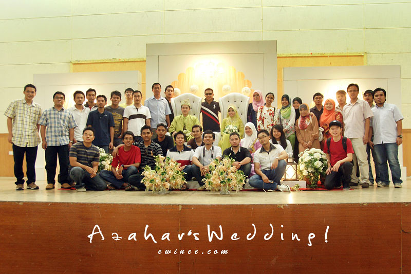 CHE-AZAHAR'S-WEDDING-MARCH-2011-TMN-IBU-KOTA-4