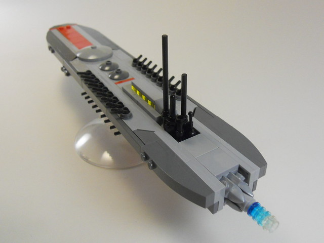UNEN Decator Battleship