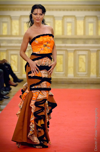 african fashion catwalk