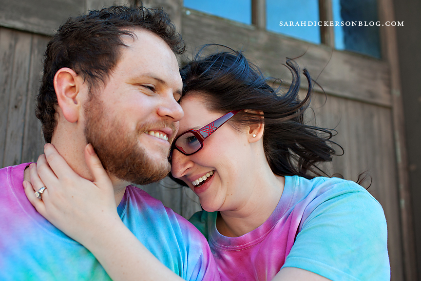 Crossroads Arts District Kansas City couples portrait session