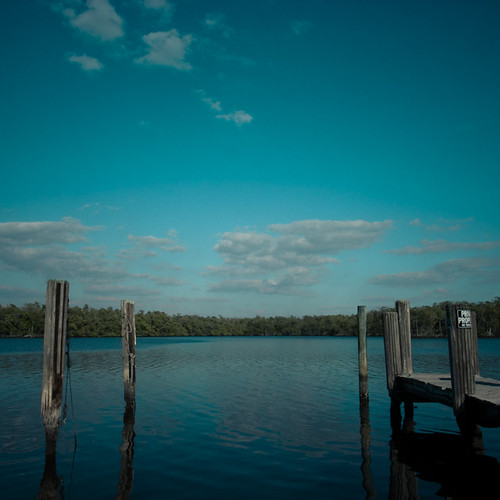 Sky Water Docks, Everglades City, Florida