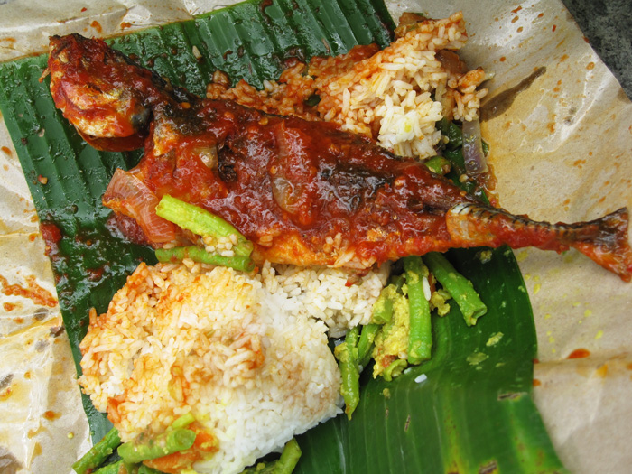Nasi Campur, Divine Malaysian Food