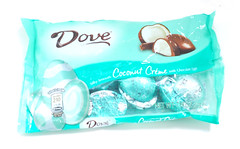 Dove Coconut Creme Eggs