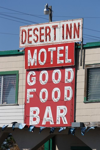 4106 Desert Inn Motel - Bar-Restaurant