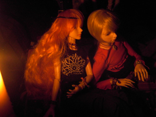 Марина и Шаман
