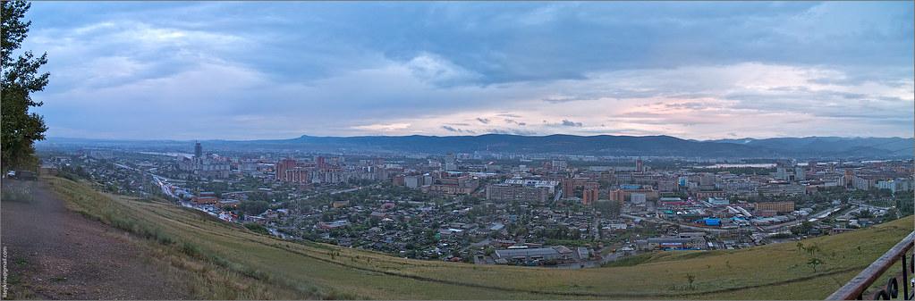 [1] krasnoyarsk, pano1, 4 images, P8180681 - P8180684 - 7054x2673 - SCUL-Smartblend