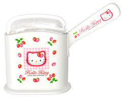 Hello Kitty Strawberry Rice Scoop (pkoceres) Tags: kitchen japan strawberry 2000 hellokitty sanrio   ricescoop     hellokittystrawberry boughtatyahoojapanauctions boughtatrinkya