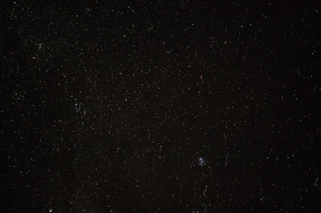 Artefacts (Himalaya night sky)