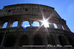 When in Rome (*MAX photos*) Tags: roma vacanza colosseo