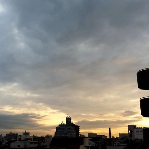 今日の写真 No.189 – 昨日Instagramへ投稿した写真(2枚)/iPhone4 + 手書きカメラ