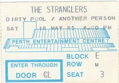 Stranglers 85