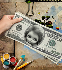 I will be rich guy to have a Blythe Dollar  ;-)