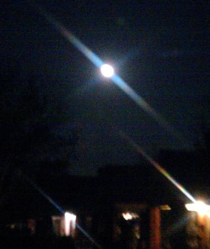 Iperigee moon