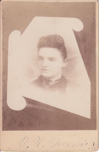 Cassie Ziegler 1889