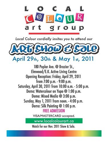 LCAG May 2011 poster OL