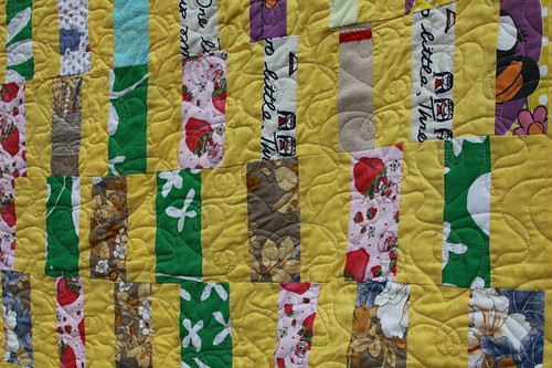 mamaka mills recycled custom quilt made from clothing 3