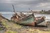 In For Repairs (BoboftheGlen) Tags: uk beach bay coast scotland boat argyll shore sound wreck mull salen the4elements