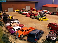 """Auto Salvage Heaven"" Junkyard Diorama (Phil's 1stPix) Tags: hot abandoned junk rust crash garage lot olympus hobby racing malibu replica international hotwheels johnny shelby greenlight junkyard collectible wreck diorama collectibles champions e600 scalemodel diecast salvageyard revell junkcar firstgear johnnylightning diecastcar diecastmodel autosalvage diecastcollection 164scale matchboxdiecast diecastcollectible 164diecast diecastvehicle 1stpix hotwheelsdiecast maistodiecast greenlightdiecast firstresponsereplicas diecastdiorama 164truck 164vehicle towtruckdiecast 164scalediecast 164diorama 164car junkyarddiorama 164automobile diecastwrecker speccastertl autosalvageheaven diecastjunkyard"
