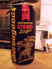 Thorougoods, Imported Strong Lager, EU (somewhere)