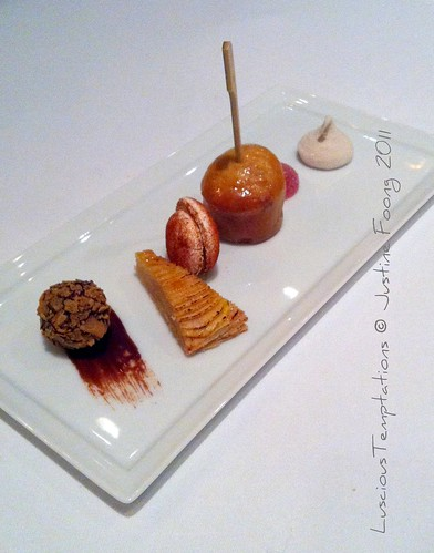 Petit Fours - The Bar, The Dorchester