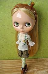 woodland girl