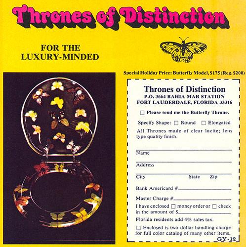 Thronesa