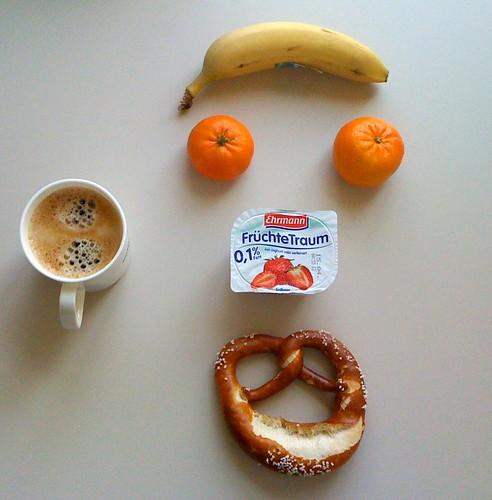 Brezel, FrüchteTraum & Obst