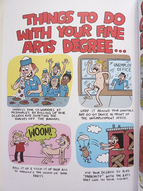 Take a Joke: Vol. 3 of the Collected Angry Youth Comix by Johnny Ryan - page
