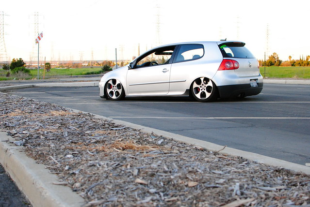 MKV GTI and Air Lift