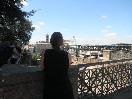 Rome, not Reggio
