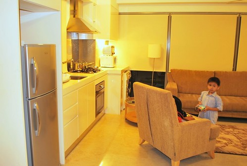 Bintang Fairlane Residences Kitchen