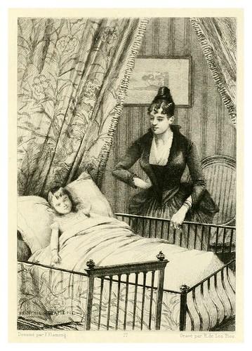 025-El arte de ser abuelo-Illustration des oeuvres complètes de Victor Hugo (Volume 8) 1885 - Flameng, François