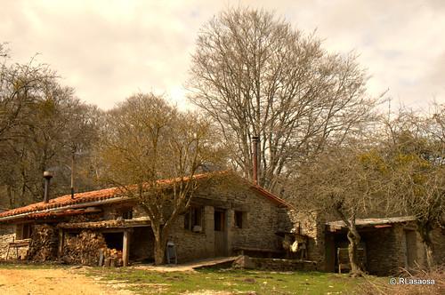 Sierra de Andía, Navarra by Rufino Lasaosa